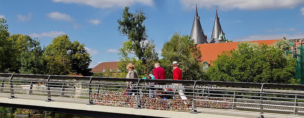 Hansestadt L 252 Beck Altstadt Ferienwohnung L 252 Beck